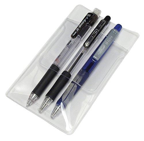 Baumgartens Pocket Protectors 1 Each Clear (Pack of 960) (46502) by Baumgartens