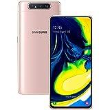 Sm-A805Fzdjzto Telefone Celular Samsung A805F Galaxy A80 128 Gb Rose, Samsung, SM-A805FZDJZTO, 128, 6.7'', Rose