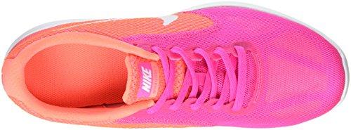 Nike Wmns Revolution 3, Zapatillas de Running para Mujer Rosa (Pink Blast / White-Bright Mango)