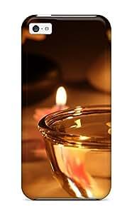 XiFu*MeiIphone Case - Tpu Case Protective For iphone 6 4.7 inch- CandleXiFu*Mei