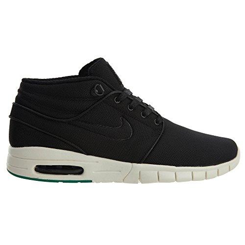 Scarpa Nike Black Stefan SB Green Black neptune Max Mid Janoski HBS1nqBA