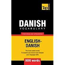 Danish vocabulary for English speakers - 9000 words