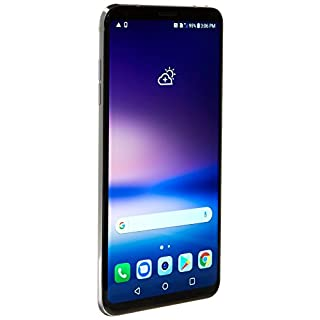 LG V30 H932 Dual Camera 4G LTE 64GB Silver (GSM Unlocked) (Renewed)