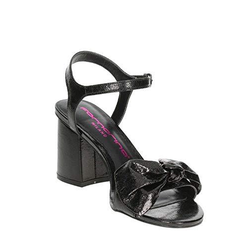 Fornarina Fornarina Noir PE18YF2868M000 Femme Sandale PE18YF2868M000 Femme Sandale n46BwtxFq