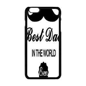 Cool Painting best dad Phone Case for Iphone 6 Plus