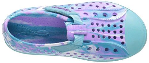 Skechers Kids Guzman Eva Shoe (Little Kid/Big Kid/Toddler) Turquoise/Multi