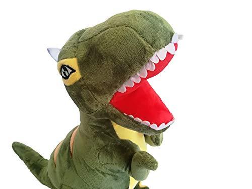 LCQI Peluche Dinosaurio Juguetes Amantes de Jurassic World Grande. (Verde): Amazon.es: Juguetes y juegos