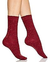 Hue Women's Waffle Tweed Sock one size