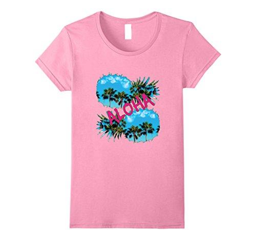 Ladies Aloha Shirt - 9