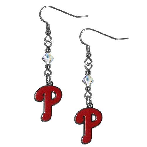MLB Philadelphia Phillies Crystal Dangle - Philadelphia Phillies Ring Shopping Results