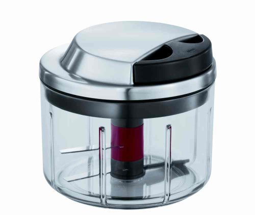 Rosle Spice - Rösle Manual Multi-Cutter with Spin-Drying Herbs Basket