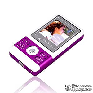 1.5 Inch MP4 Player (1GB, 5 Colors Available) --- COLOR:Pool