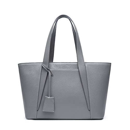 GUANGMING77 _Bag Tasche Tasche Einfache Tragbare Commuter Bag Crossbody gray