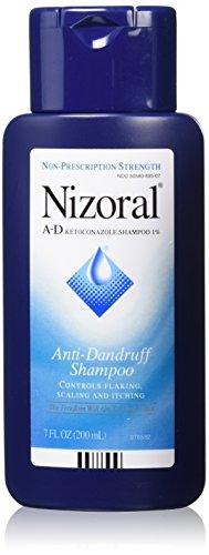 : Nizoral A-D Anti-Dandruff Shampoo, 7 Oz