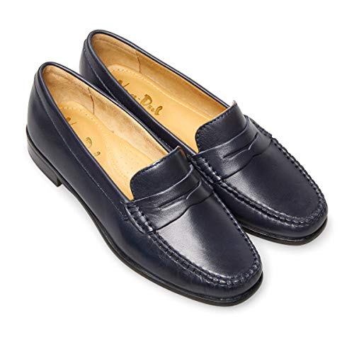 Mocassino In Van Fit Midnight Leather Hampden Larga Ee Dal Donna Pelle rTZwYqBT