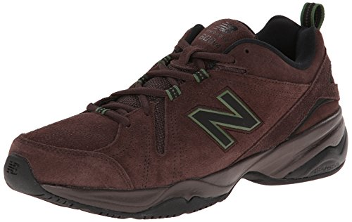 - New Balance Men's MX608v4 Training Shoe, Brown, 11 4E US