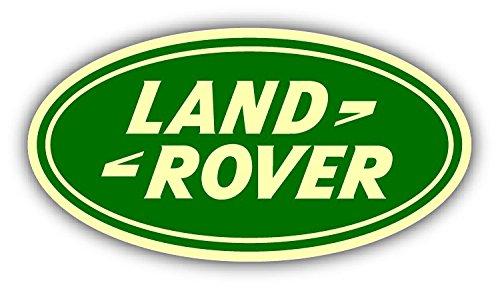 Land Rover Logo Auto Color Slogan Car Bumper Sticker Decal 14