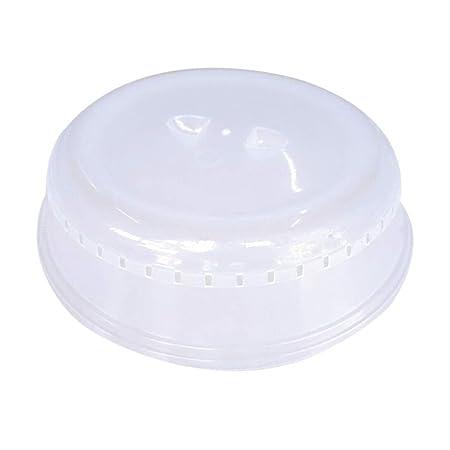 BESTONZON Cubierta de placa de microondas, 2pcs Cubierta de ...