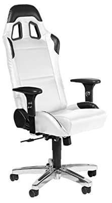 Playseat Office Chair (White) by Playseats