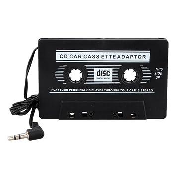 Autoradio Cassettes Adaptateur Pour Mp3 Cd Mini Lecteur De Disque