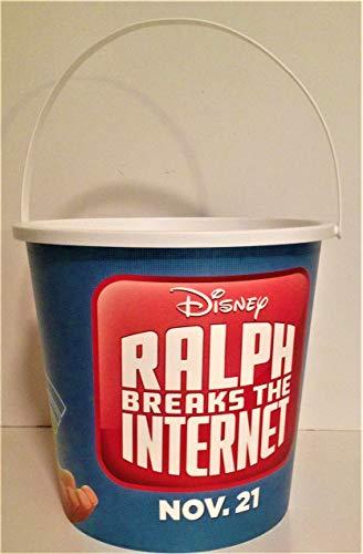 Ralph Breaks the Internet Movie Theater Exclusive 130 oz Popcorn Tub