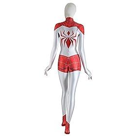 - 41iF84rf5wL - Mary Jane Spider Costume Girl Spider zentai costume Mj Woman Superhero Cosplay Costume