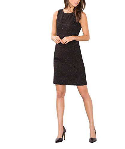 Collection Black ESPRIT 002 Damen Schwarz 2 Kleid 6PPqOg