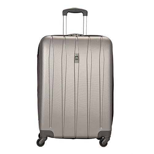 Delsey Luggage Volume DLX Hardside 25-Inch Expandable Spinner Luggage (One Size, (Boyt Garment Bag)