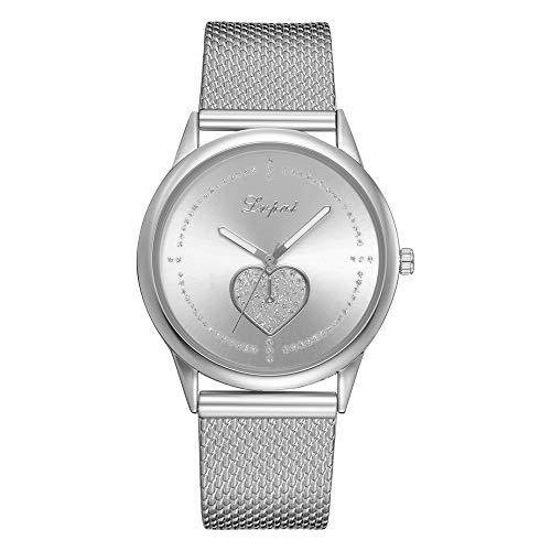 - Fashion Women's Casual Quartz Silicone Strap Watch Analog Wrist Watch,Outsta Round Case Wristwatch Hot!!! (D)