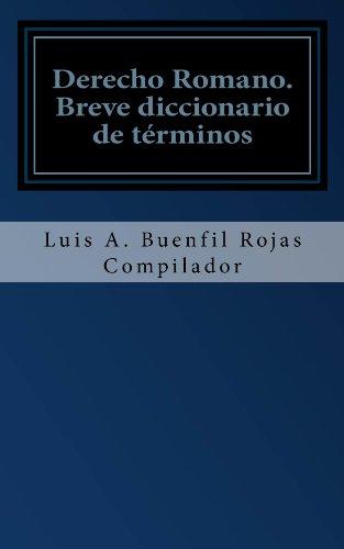 Descargar Libro Derecho Romano Luis Buenfil-rojas