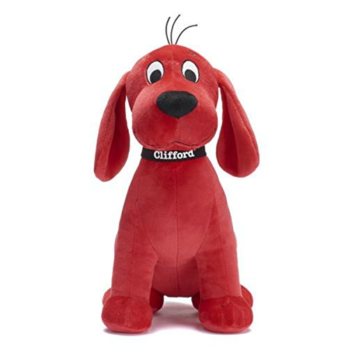 Kohls Cares Clifford Plush 13 Dog Stuffed Animal