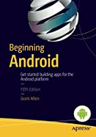 Beginning Android, 5th edition Front Cover