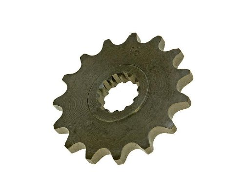 2EXTREME Chain Front Sprocket 15T 420 For Cpi SX 50 Supercross, MBK X Limit 50, X-Power 50