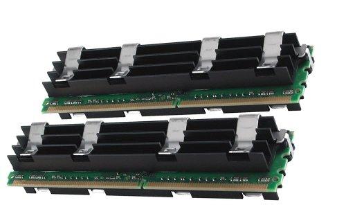Gigaram 4GB (2x2GB) DDR2-800 ECC Fully Buffered DIMM for Apple Mac Pro 8-Core/Quad-Core 2.8Ghz (Apple# 1 x MB193G/A)