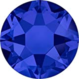 2000, 2038 & 2078 Swarovski Flatback Crystals Hotfix Crystal Meridian Blue | SS20 (4.7mm) - Pack of 1440 (Wholesale) | Small & Wholesale Packs | Free Delivery