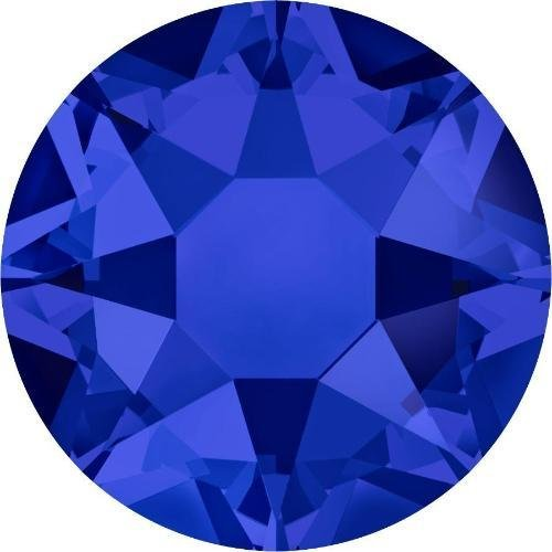 2000, 2038 & 2078 Swarovski Flatback Crystals Hotfix Crystal Meridian Blue | SS20 (4.7mm) - Pack of 1440 (Wholesale) | Small & Wholesale Packs | Free Delivery by Swarovski