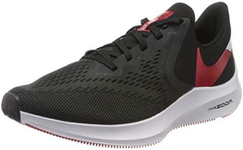 Culo Goma de dinero Alergia  Nike Men's Air Zoom Winflo 6 Running Shoes | Road Running - Amazon.com