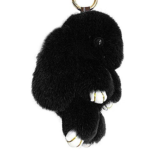 Used, Cute Bunny Soft Rabbit Fur Phone Pendant Handbag Keychain for sale  Delivered anywhere in Canada
