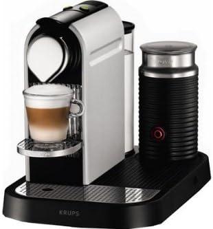 Nespresso CitiZ Krups - Cafetera monodosis (19 bares, Rejilla ...