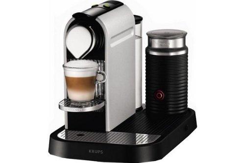 Nespresso CitiZ Krups - Cafetera monodosis (19 bares ...