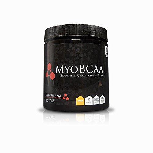MyoPharma MyoBCAA (Mango)