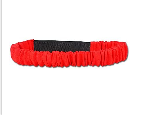 DALAI 3-Legged Relay Game Elastic Rope Red