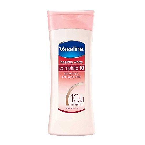 Vaseline Healthy White Complete 10 Lightening Body Lotion, 2
