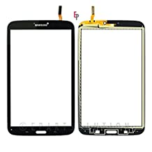 ePartSolution-Samsung Galaxy Tab 3 SM-T310 8.0 Touch Screen Digitizer Glass Lens Black Replacement Part USA Seller
