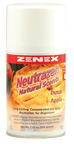 Zenex Neutrazen Dutch Apple Scent Metered Odor Neutralizer - 12 Cans (Case)