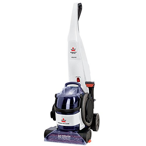 BISSELL Cleanview Lift-Off Carpet Cleaner - White