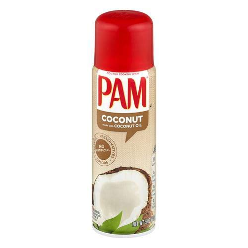 Pam Coconut Oil Spray (Pack of 4)