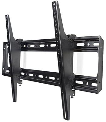 "VideoSecu Large Tilt TV Wall Mount Bracket for Vizio 60"" E60-E3 65"" M65-E0 D65-E0 P65-E1 E65-E0 E65-E1 70"" E70-E3 M70-E3 75"" E75-E3 M75-E1 P75-E1 80"" E80-E3 LED TV Ultra HD HDR XLED Plus Display C06"