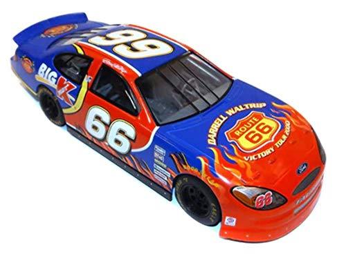 (2000 Racing Champions NASCAR #66 Darrel Waltrip Big K-Mart 1:24 Model Race Car)