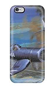 New YfGzWEo4417Dbwsc Aircraft Tpu Cover Case For Iphone 6 Plus